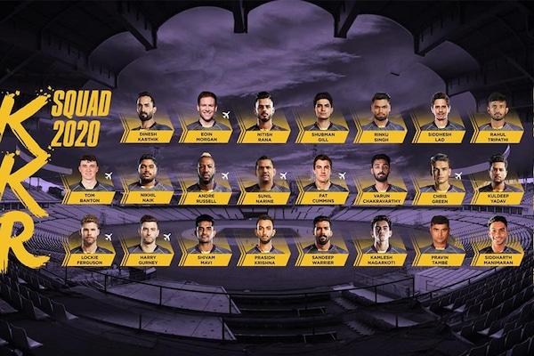 Kolkata Knight Riders (KKR) Ticket Price 2020: KKR Team, Players List, Captain in Vivo IPL 13