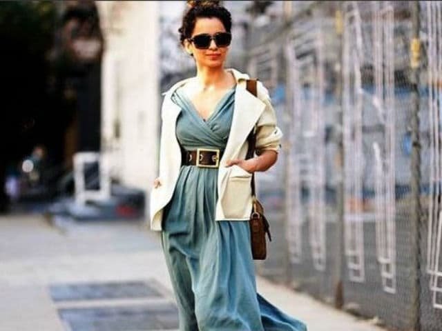 Kangana Ranaut Is Off To Germany For Rani Lakshmi Bai. Here's Why