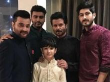 Anil, Arjun Kapoor Star in <I>Jhakaas Kapoor & Sons</i> Photo