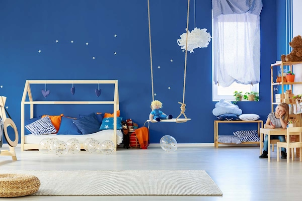 How To Decorate Your Child's Room?