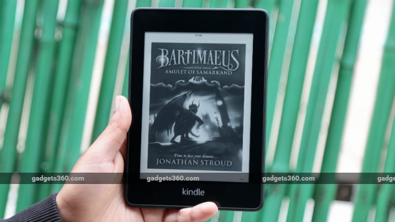 Amazon Kindle Paperwhite (2018) Review | NDTV Gadgets360 com