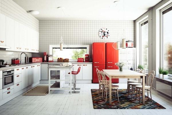 Kitchen Arrangement Ideas To Make It Look Spacious