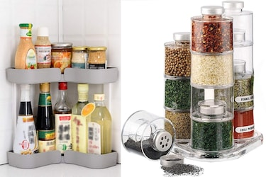 Must Have Kitchen Organizers For Your Kitchen Storage