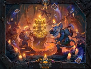 Hearthstone Kobolds and Catacombs Cards List, Dungeon Run, Start Time, and More