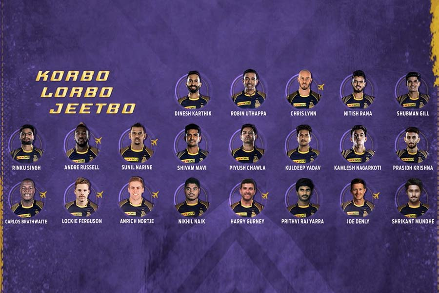 Kolkata Knight Riders IPL Tickets 2019: KKR Match Tickets of Vivo IPL 12, Team & Schedule