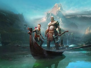 God of War's Combat Borrows From Dark Souls and Improves on It