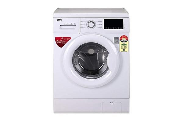 LG 60 Kg 5 Star Inverter Fully Automatic Front Loading Washing Machine 1611933591422