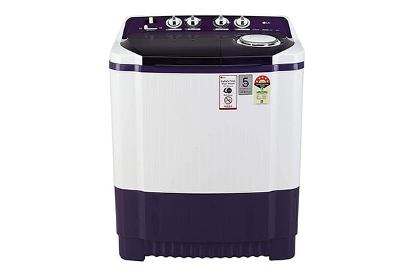 LG 8 Kg 5 Star Semi Automatic Top Loading Washing Machine 1611934033778
