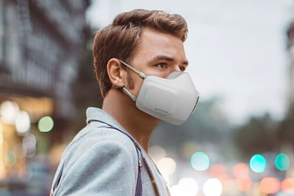 Air-Purifying Smart Masks Announced By LG