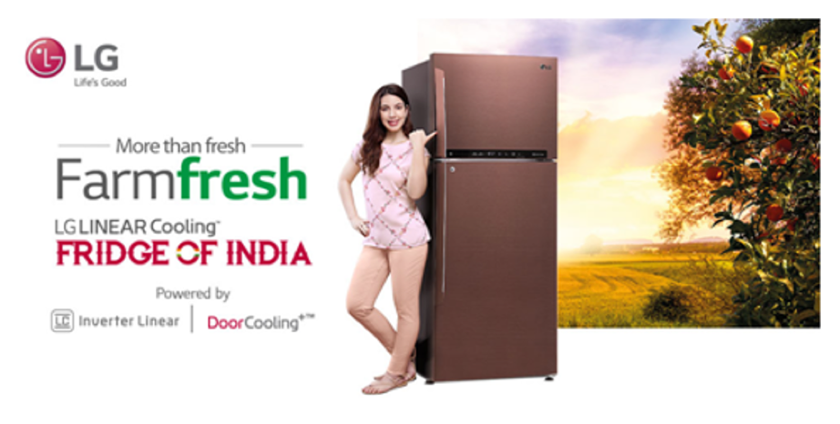 Eight Reasons Why You Should Buy LG's LinearCooling™ Refrigerators This Summer