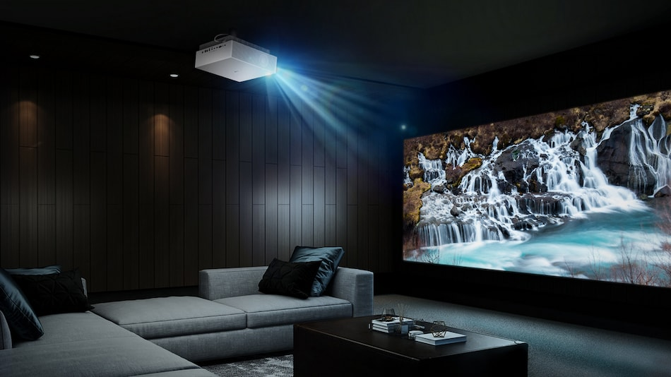 LG CineBeam 4K UHD Laser Projector With Up to 300 Inches Image, 2,700 ANSI Lumens Brightness Launched