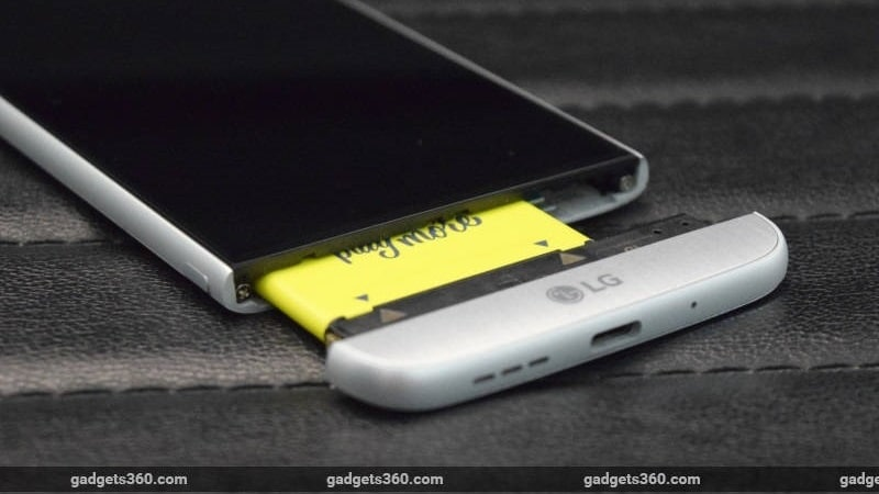 LG G6 to Reportedly Launch Soon, Do Away With Modular Design
