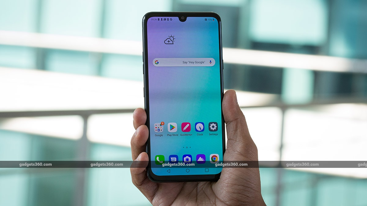 LG G8x Review Front1 LG G8X ThinQ Review