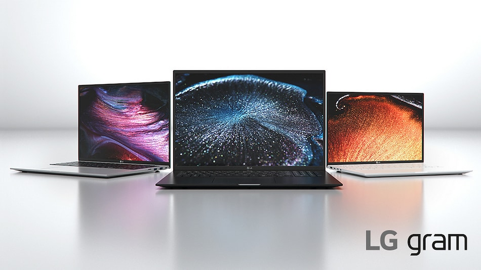 LG Gram 2021 Lineup of Laptop Models With 11th- Gen Intel Processors Announced