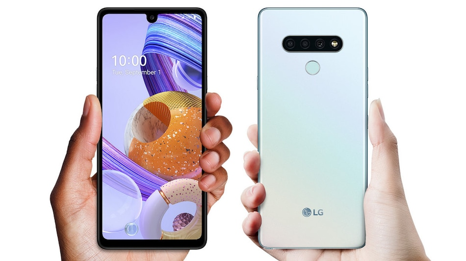LG K71 With Mediatek Helio P35 SoC, Triple Rear Cameras, Stylus Launched: Specifications