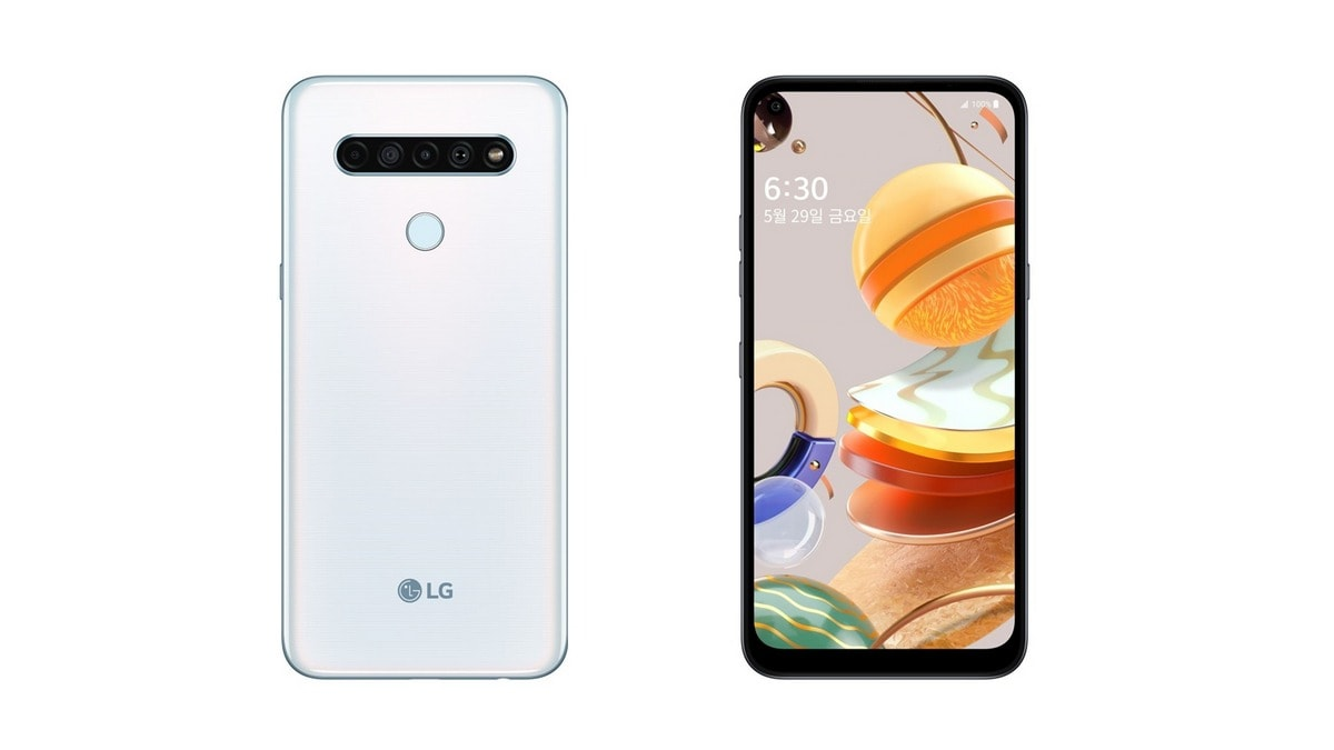 LG Q61 With Quad Rear Cameras, Military Standard Durability Launched: Price and Specifications