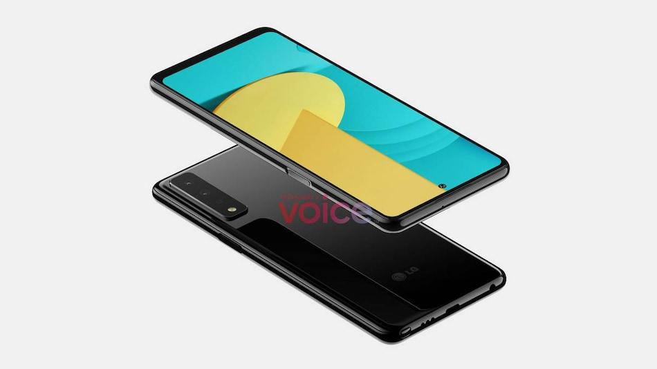 LG Stylo 7 Leaked Renders Tip Triple Rear Camera Setup, Hole-Punch Display