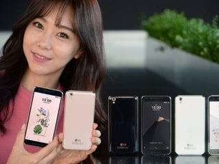 LG U With 13-Megapixel Camera, 3000mAh Battery Launched