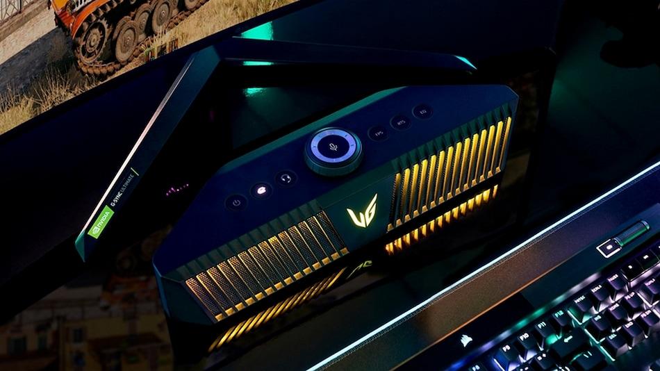 LG UltraGear Gaming Speaker GP9 With Hi-Res Audio, Hi-Fi Quad DAC Launched