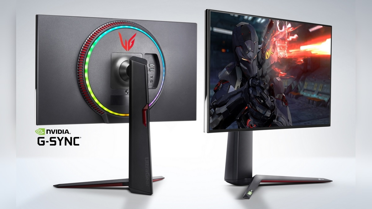 LG UltraGear 27GN950 Comes With a 4K 144Hz Screen