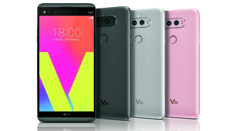 LG V20 With Android 7.0 Nougat Launched: Top 5 New Features