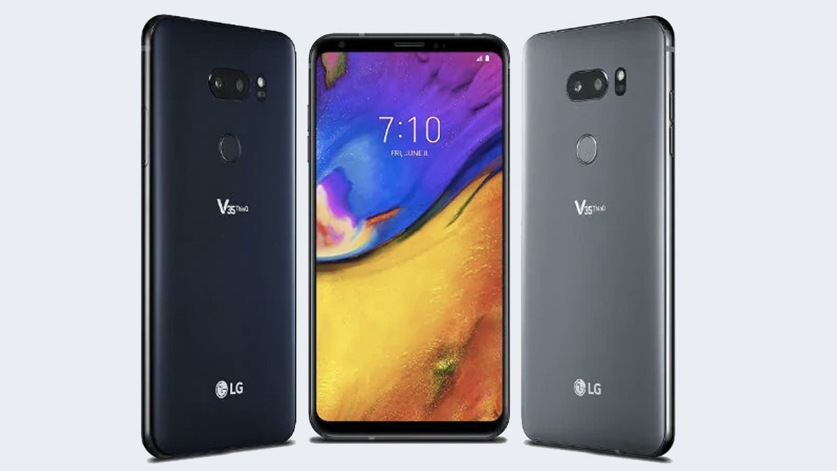 LG V35 ThinQ Android Pie Update Rolling Out in South Korea