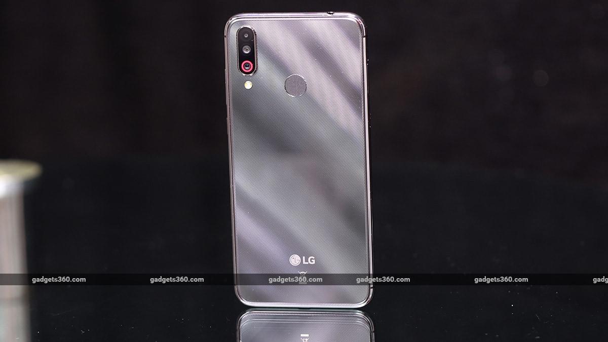 LG W30 back 2 LG