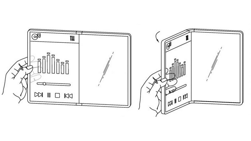 LG Foldable Phone Design With Transparent Display Tipped by Patent