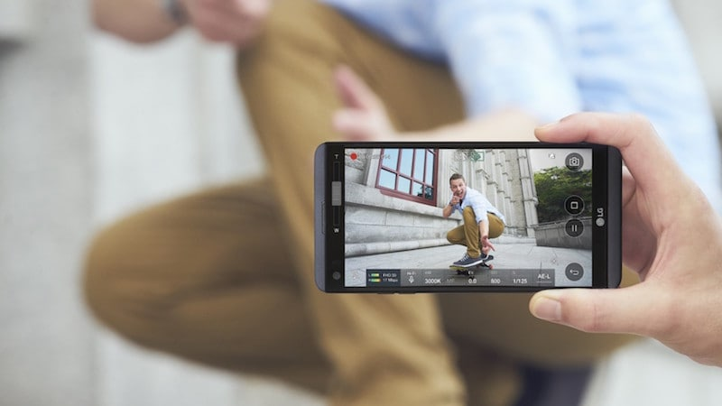 LG announces new Android smartphone --- V20