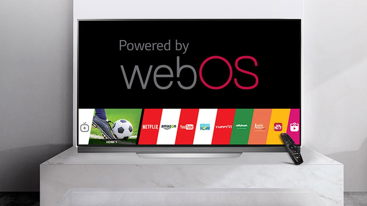 LG's webOS-Based Smart AI ThinQ TVs to Get Native Hotstar App