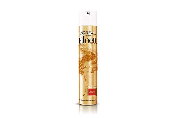 LOreal Paris Elnett Satin Normal Strength Hair Spray 1611602819172