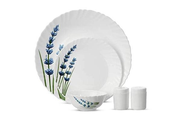 LaOpala English Lavender Dinner Set 1556704069899