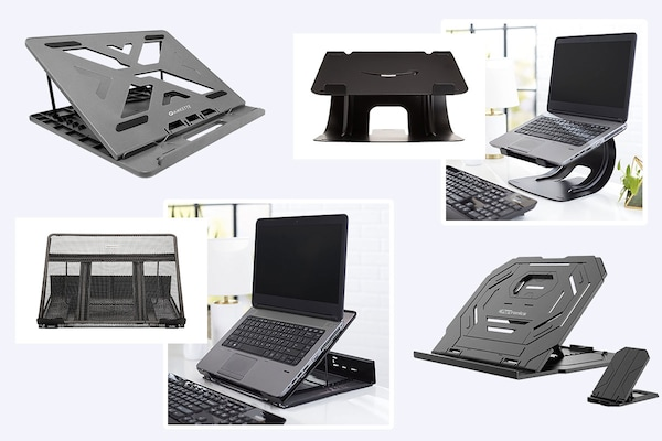 Create Comfortable Working Space Anywhere With Flexible Laptop Stands