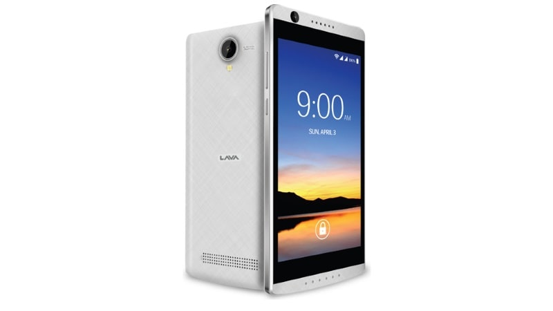 Lava A56 With 5-Inch Display, 5-Megapixel Camera Launched at Rs. 4,199