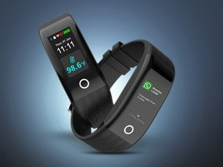 Lava BeFIT Fitness Band With SpO2 Monitoring Launched in India; Zup Phone Upgrade Programme Introduced