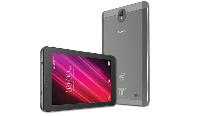 Lava Ivory Pop With 7-Inch Display, Voice-Calling Support Launched at Rs. 6,299