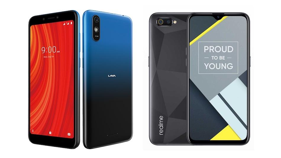 Lava Z61 Pro और Realme C2 में है कौन बेहतर?