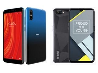 Lava Z61 Pro vs Realme C2: What's the Difference?