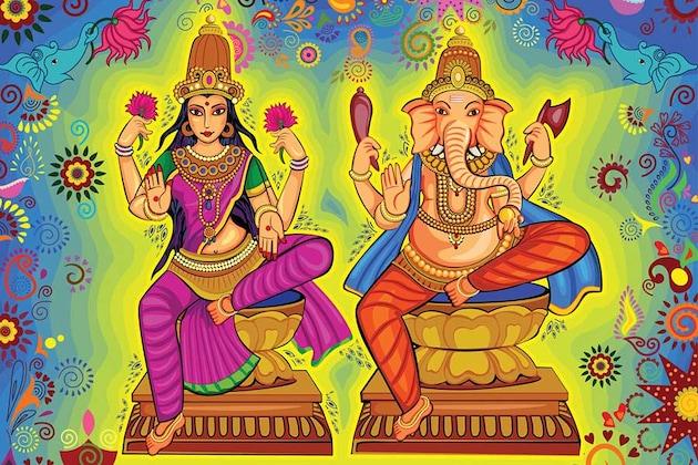 Best Laxmi Ganesh Murti