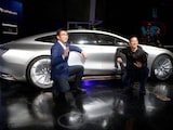 LeEco Unveils Self-Driving Car That Cannot Drive Yet