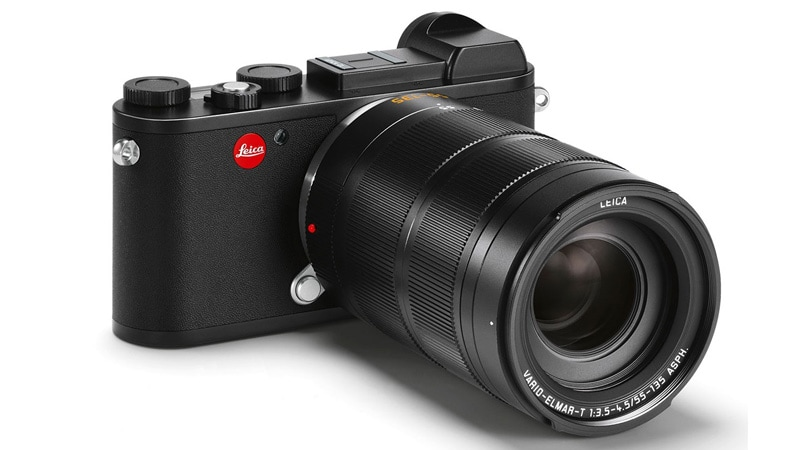Leica CL With APS-C Sensor, 4K Video Capture, 10fps Burst Shooting Unveiled