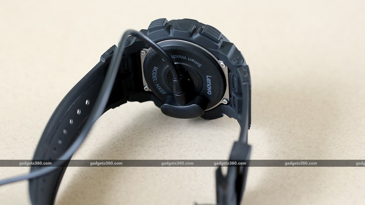 Lenovo Ego Charging Lenovo Ego Smartwatch Review