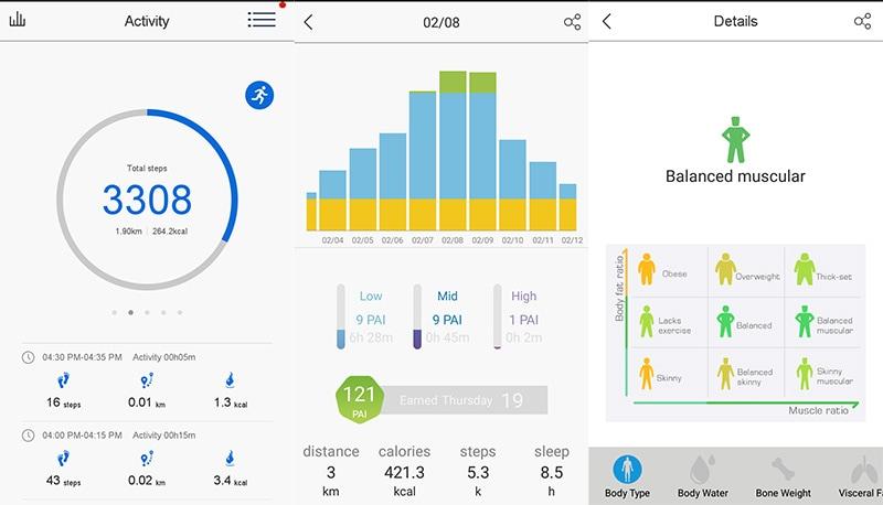 Lenovo Healthy Screenshot Lenovo Healthy App