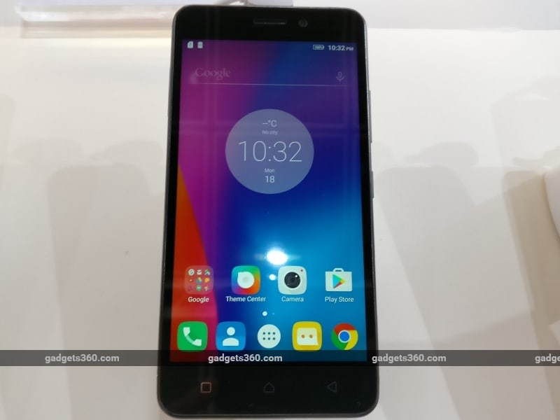 Lenovo K6, K6 Power, and K6 Note Launched at IFA 2016 | Technology News