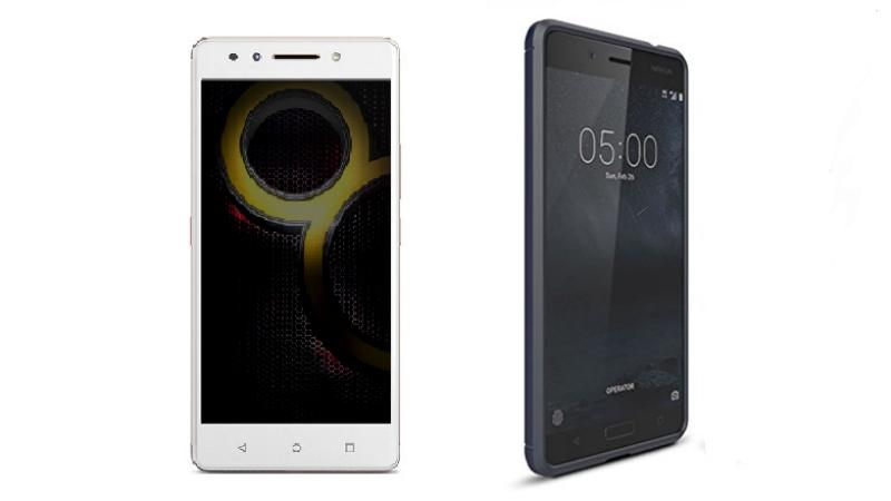 Lenovo K8 Note vs Nokia 5: Price, Specifications, Launch