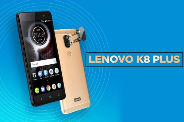 Lenovo K8 Plus Exclusive Sale on Flipkart on 7th September at 12 PM, Know Specifications, Price in India