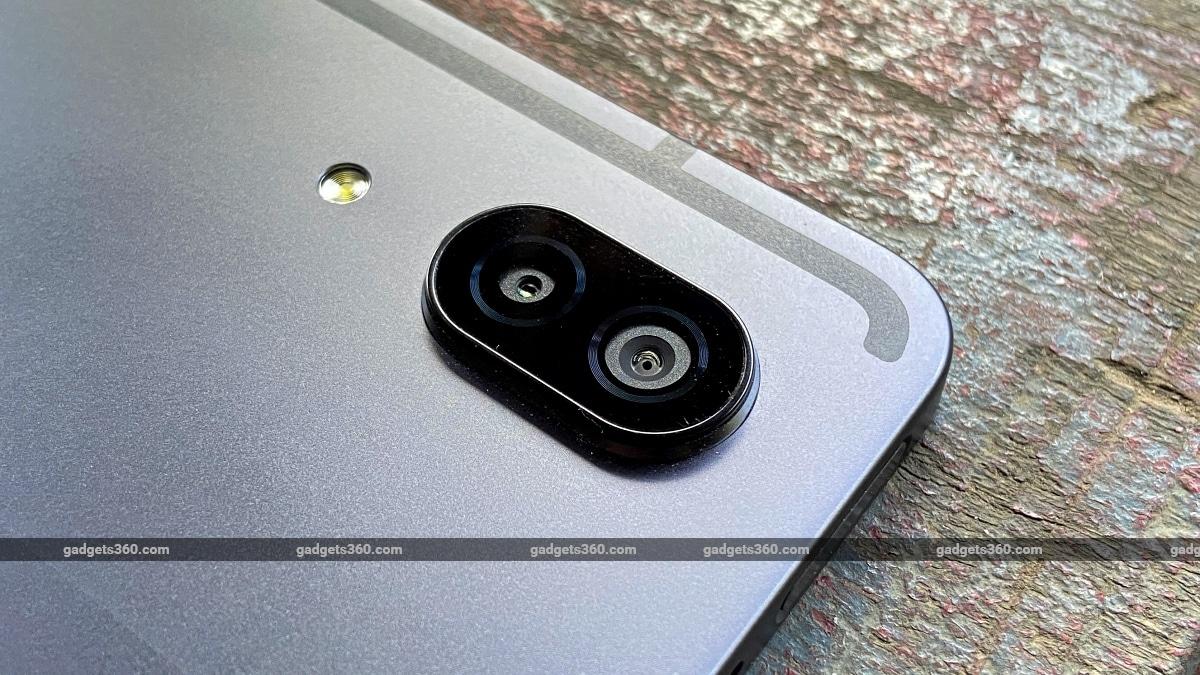 Lenovo Tab P11 Pro back cameras ndtv Lenovo  LenovoTabP11Pro