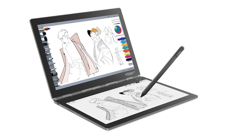 Lenovo Yoga C930 2-in-1, Yoga Book C930 With Dual Screens Launched at IFA 2018