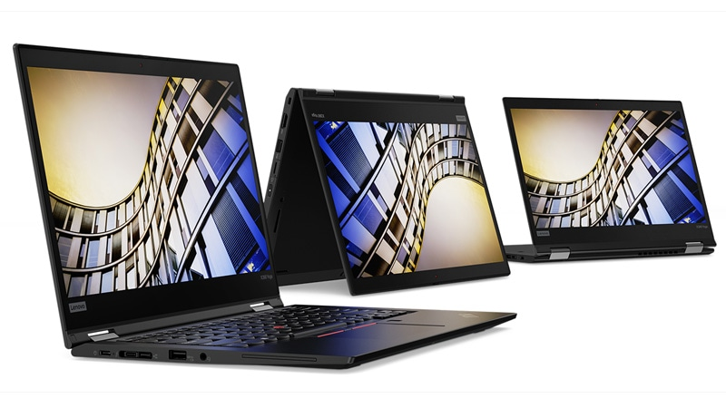 Lenovo ThinkPad T, X Series and IdeaPad C340, S340, S540 Laptops Updated at MWC 2019