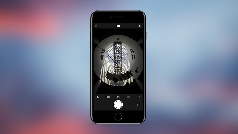 Adobe Lightroom Updated to Add Support for iOS 10's Raw Capture Mode